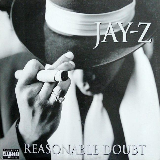 Image result for reasonable doubt jay z