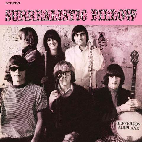 Jefferson Airplane | Surrealistic Pillow | Album-ArtRockStore