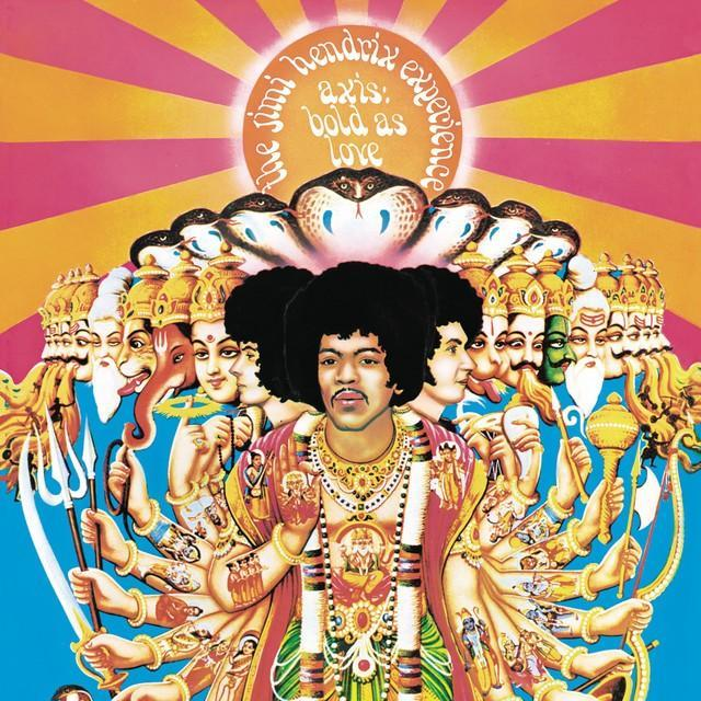 Jimi Hendrix | Axis: Bold As Love | Album-ArtRockStore