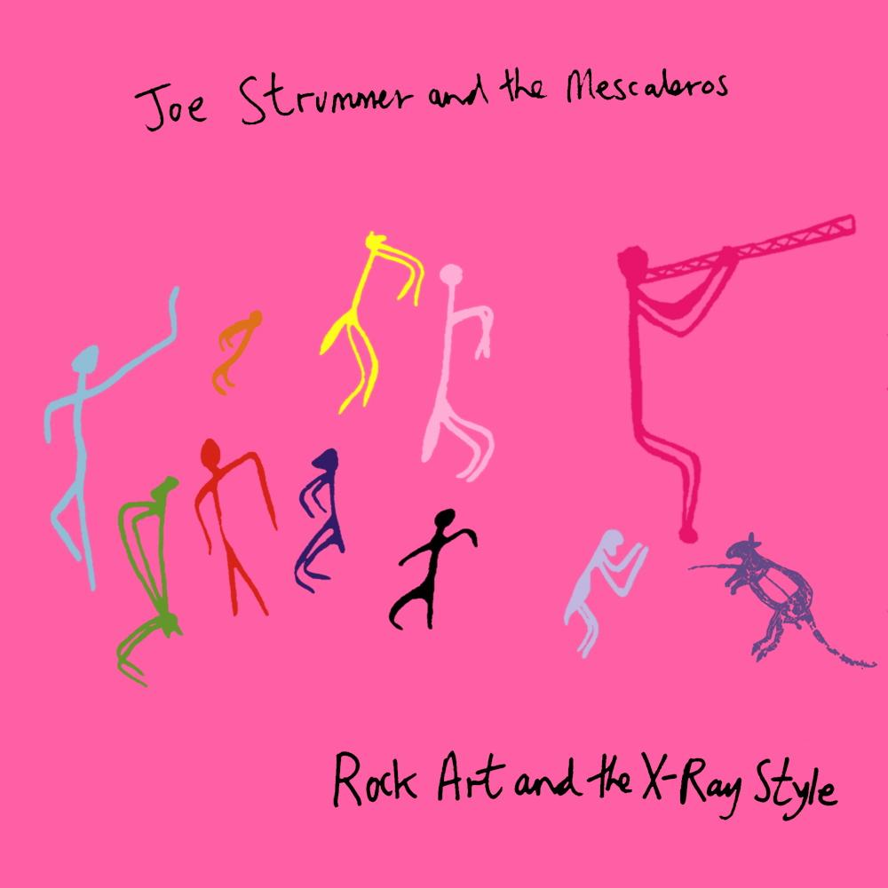 Joe Strummer | Rock Art and the X-Ray Style | Album-ArtRockStore
