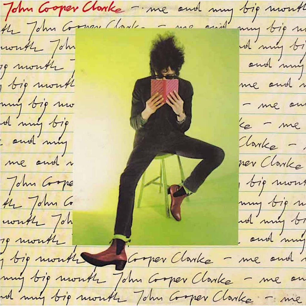 John Cooper Clarke | Me and my Big Mouth (Comp.) | Album-ArtRockStore