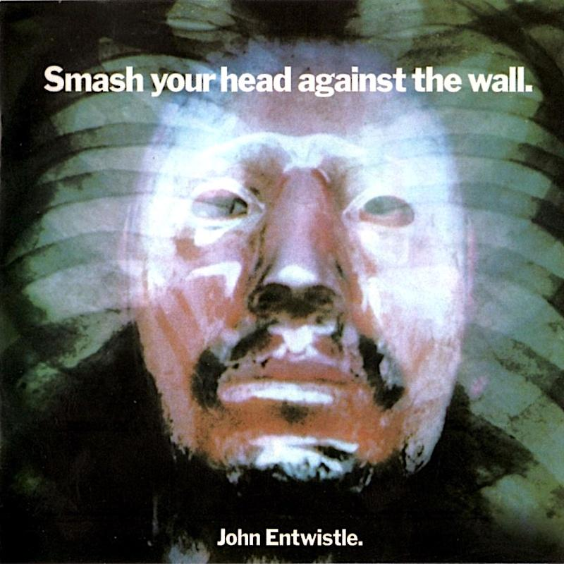 John Entwistle | Smash Your Head Against The Wall | Album-ArtRockStore