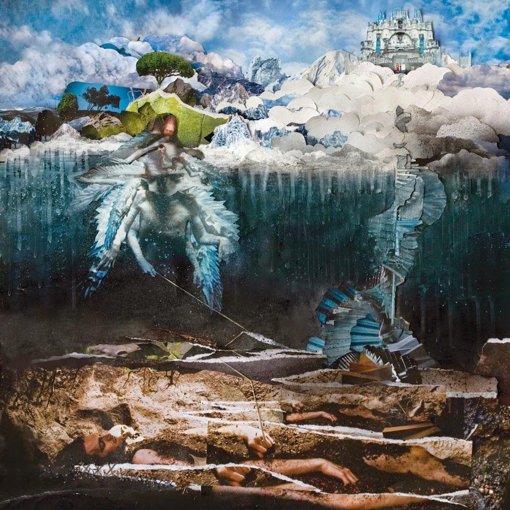 John Frusciante | The Empyrean | Album-ArtRockStore