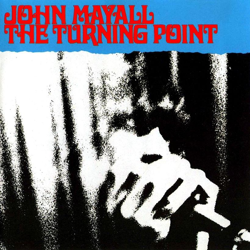 John Mayall | The Turning Point (Live) | Album-ArtRockStore