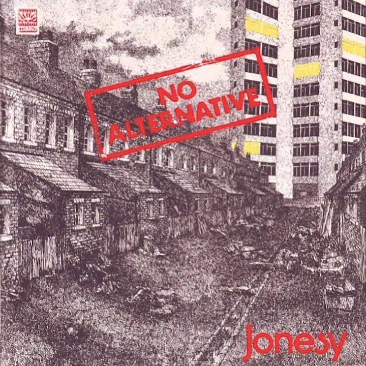 Jonesy | No Alternative | Album-ArtRockStore