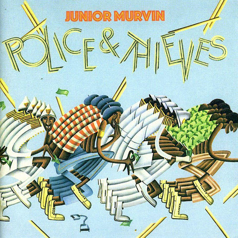 Junior Murvin | Police & Thieves | Album-ArtRockStore