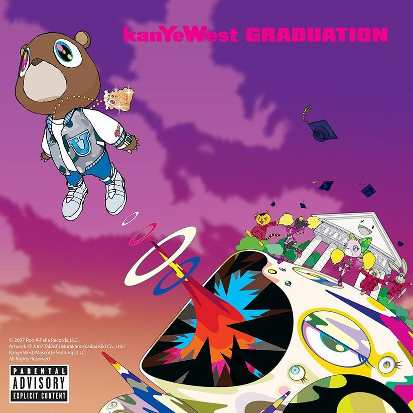 Kanye West | Graduation | Album