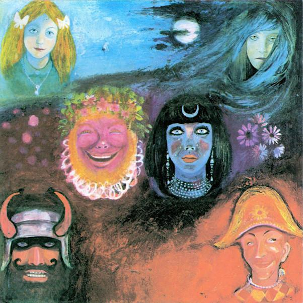 King Crimson | In the Wake of Poseidon | Album-ArtRockStore