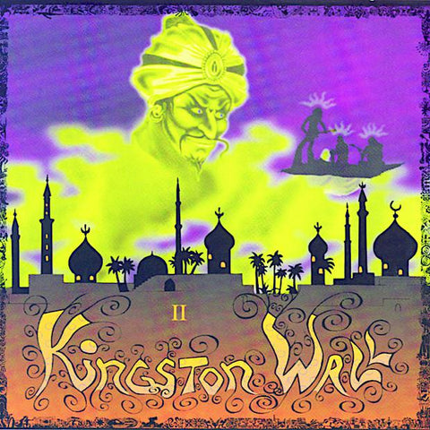 Kingston Wall | II | Album-ArtRockStore