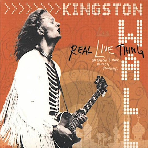 Kingston Wall | Real Live Thing | Album-ArtRockStore