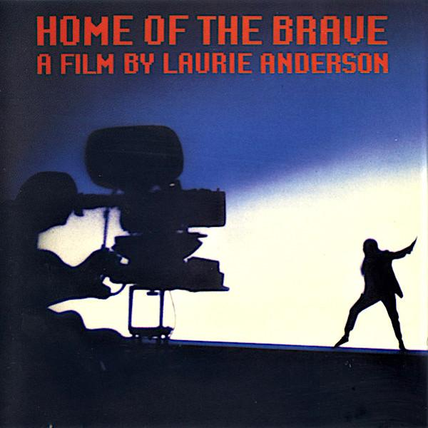 Laurie Anderson | Home Of The Brave | Album-ArtRockStore