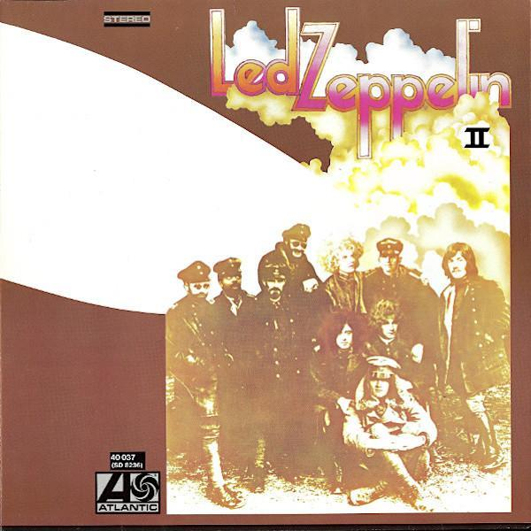 Led Zeppelin | Led Zeppelin II | Album-ArtRockStore