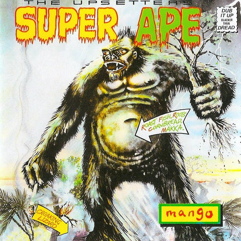 Lee Scratch Perry | Super Ape | Album-ArtRockStore