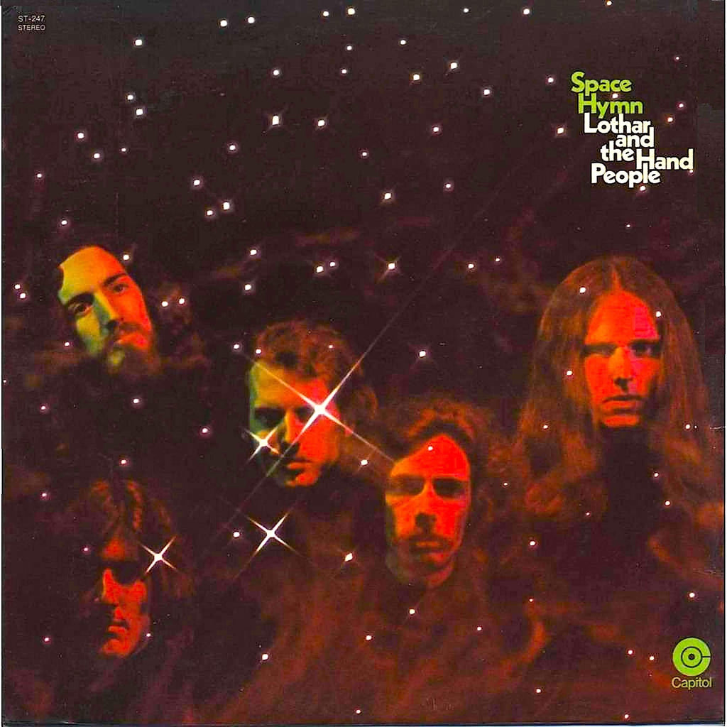 Lothar and the Hand People | Space Hymn | Album-ArtRockStore