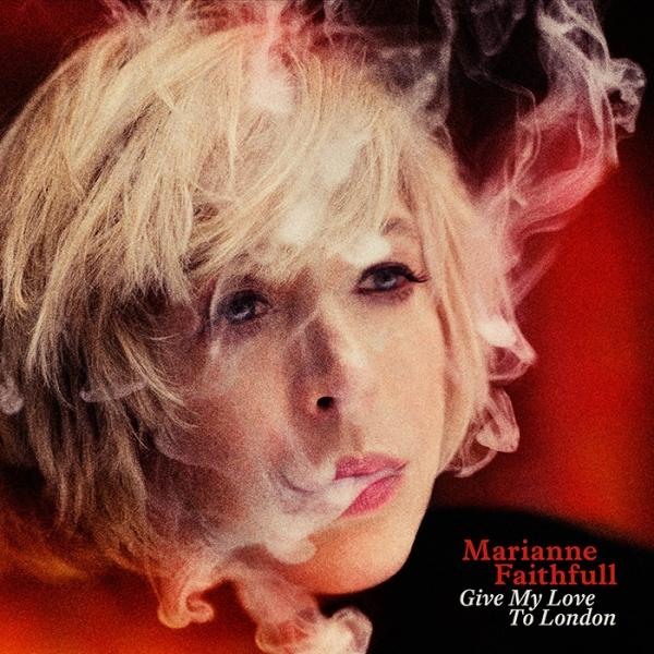 Marianne Faithfull | Give My Love To London | Album-ArtRockStore