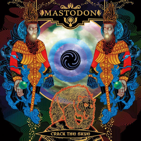 Mastodon | Crack The Skye | Album-ArtRockStore