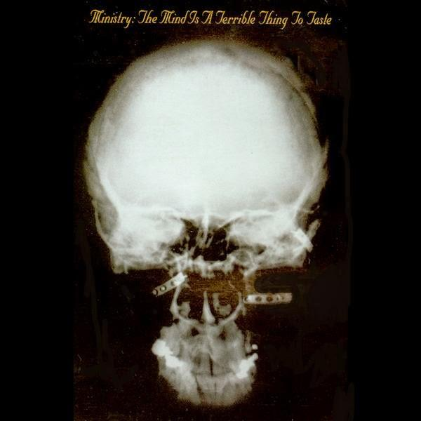 Ministry | The Mind Is A Terrible Thing To Taste | Album-ArtRockStore