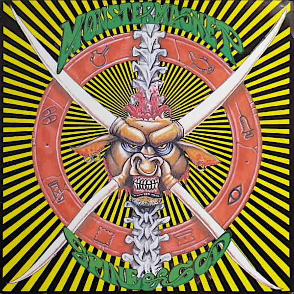 Monster Magnet | Spine Of God | Album-ArtRockStore