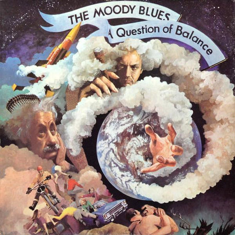 Moody Blues | A Question of Balance | Album-ArtRockStore