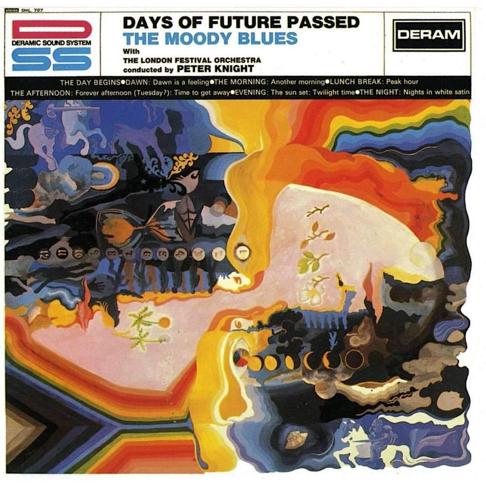 Moody Blues | Days Of Future Passed | Album-ArtRockStore