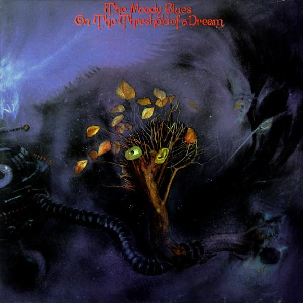 Moody Blues | On The Threshold of a Dream | Album-ArtRockStore