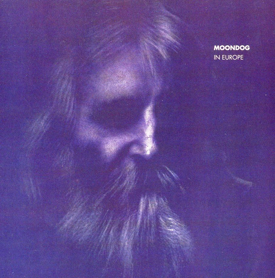 Moondog | In Europe | Album-ArtRockStore