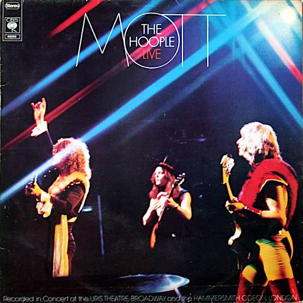 Mott The Hoople | Live | Album-ArtRockStore