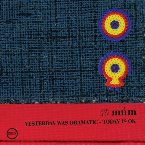 Múm | Yesterday Was Dramatic Today Is OK | Album-ArtRockStore