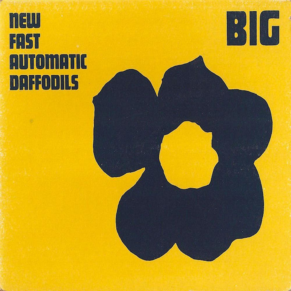 New Fast Automatic Daffodils | Big (EP) | Album-ArtRockStore