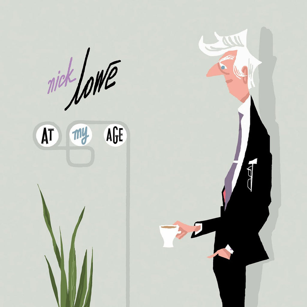Nick Lowe | At My Age | Album-ArtRockStore