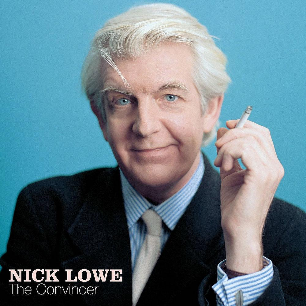 Nick Lowe | The Convincer | Album-ArtRockStore