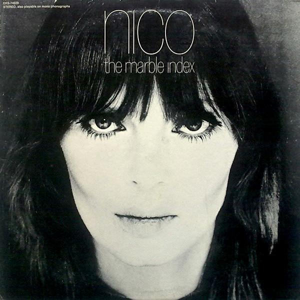 Nico | The Marble Index | Album-ArtRockStore