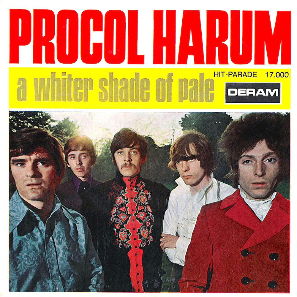 Procol Harum | A Whiter Shade of Pale (EP Orig.) | Album-ArtRockStore