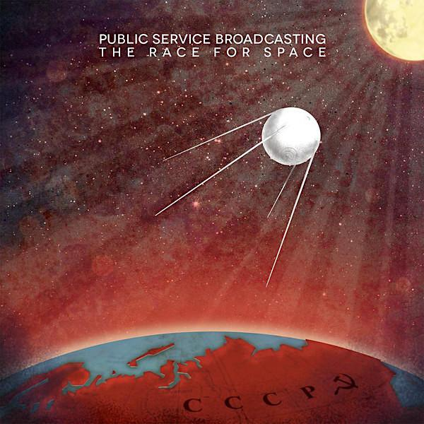 Public Service Broadcasting | The Race for Space | Album-ArtRockStore