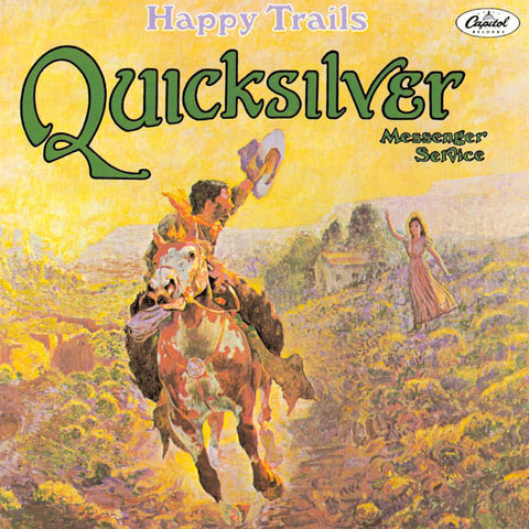 Quicksilver | Happy Trails | Album-ArtRockStore