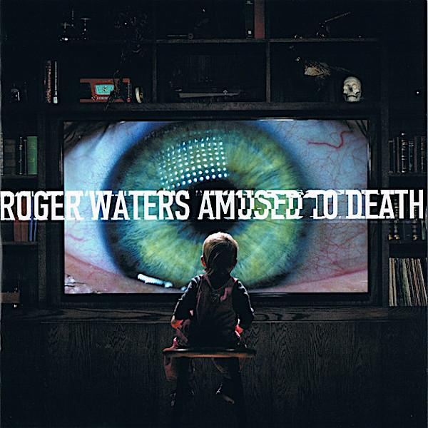 Roger Waters | Amused To Death | Album-ArtRockStore