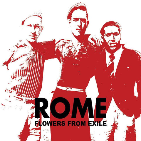 ROME | Flowers From Exile | Album-ArtRockStore