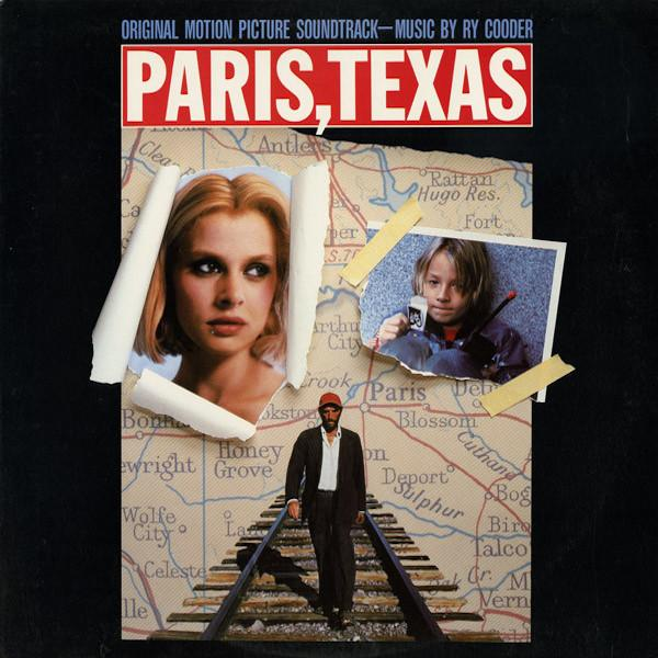Ry Cooder | Paris, Texas (Soundtrack) | Album-ArtRockStore