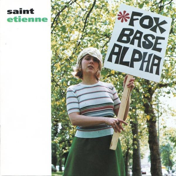 Saint Etienne | Fox Base Alpha | Album-ArtRockStore