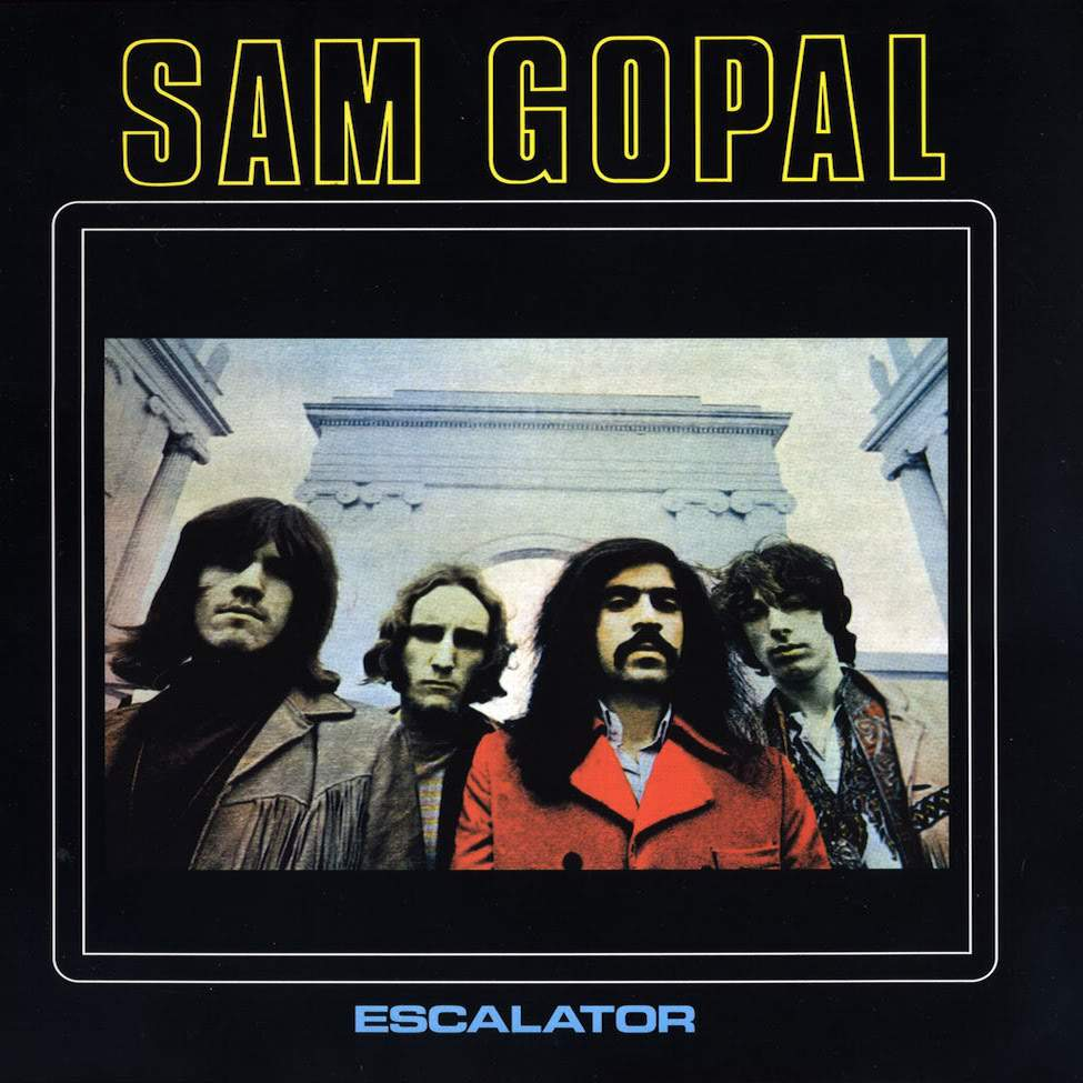 Sam Gopal | Escalator | Album-ArtRockStore