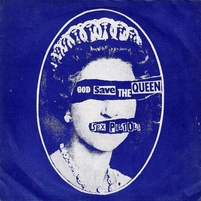 Sex Pistols | God Save The Queen (Single) | Album-ArtRockStore