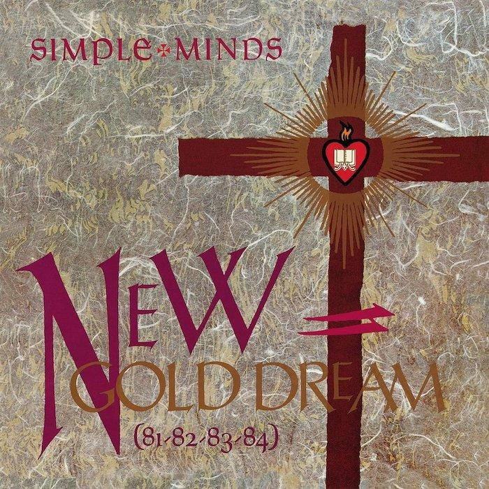 Simple Minds | New Gold Dream | Album-ArtRockStore