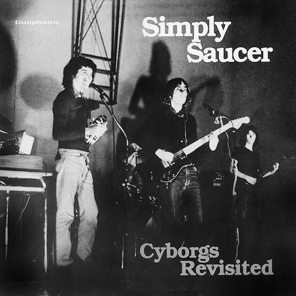 Simply Saucer | Cyborgs Revisited | Album-ArtRockStore