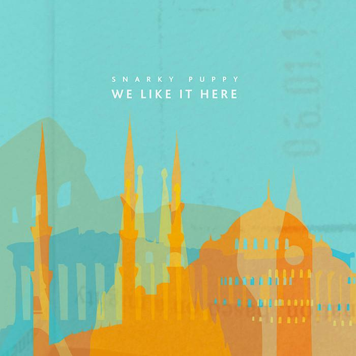 Snarky Puppy | We Like it Here (Live) | Album-ArtRockStore