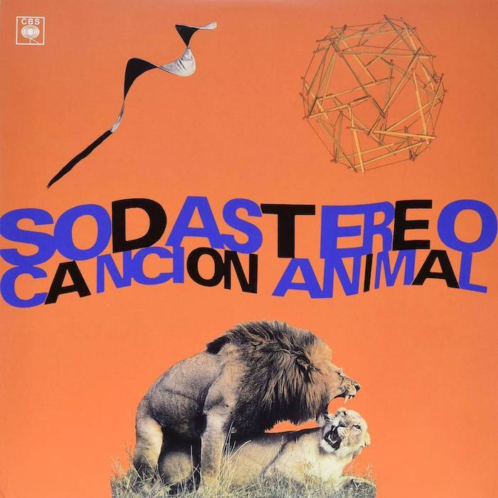 Soda Stereo | Canción Animal | Album-ArtRockStore