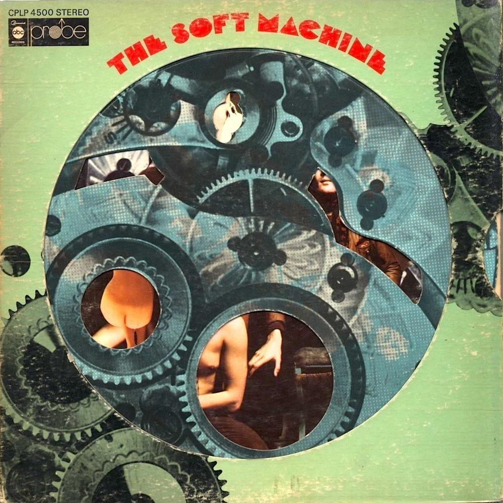 Soft Machine | The Soft Machine | Album-ArtRockStore