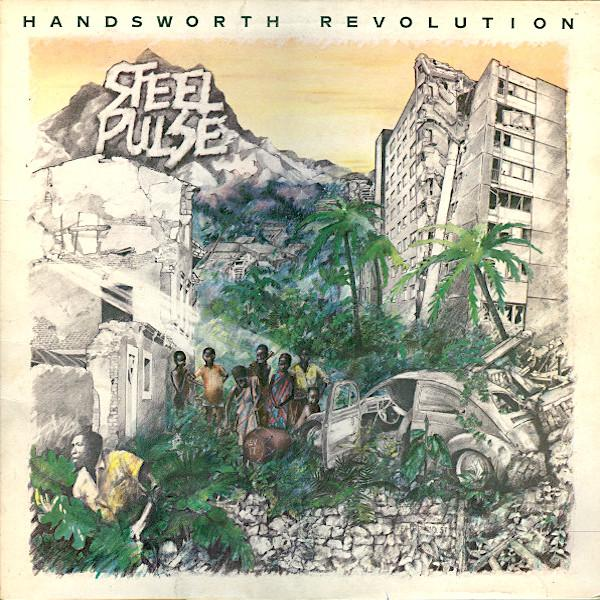 Steel Pulse | Handsworth Revolution | Album-ArtRockStore
