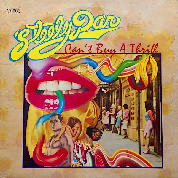 Steely Dan | Can't Buy A Thrill | Album-ArtRockStore