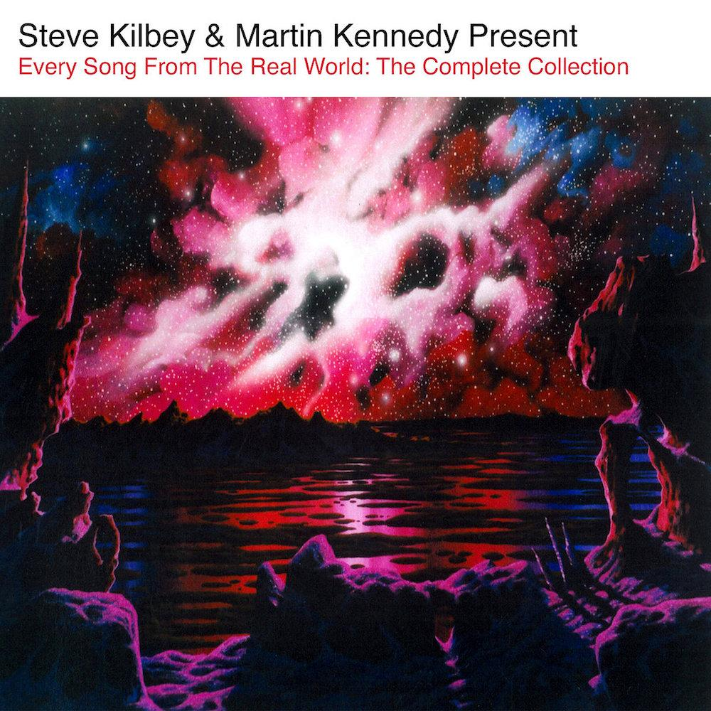 Steve Kilbey & Martin Kennedy | Songs From the Real World | Album-ArtRockStore