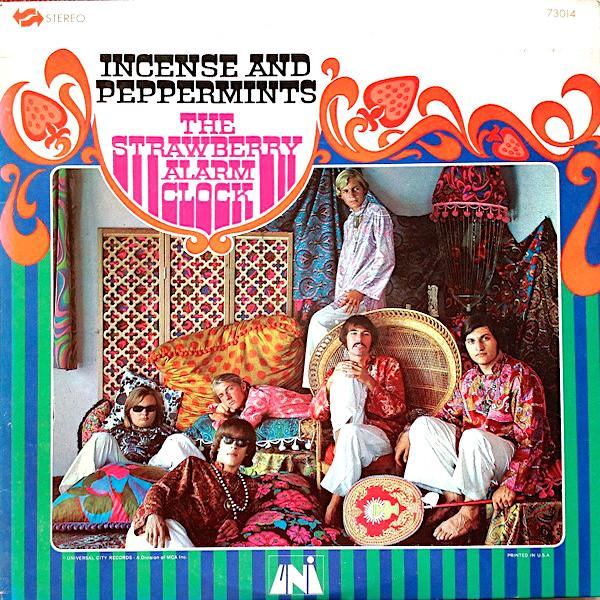 Strawberry Alarm Clock | Incense and Peppermints | Album-ArtRockStore